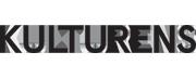 kulturens logo svart